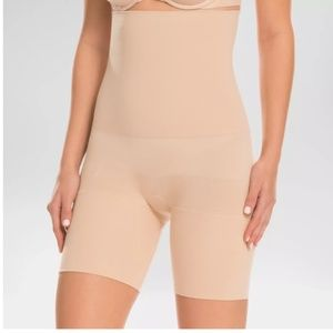 Assets by SPANX High Waist Mid Thigh Shaper 1X New